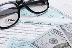 Jacksonville income tax preparation